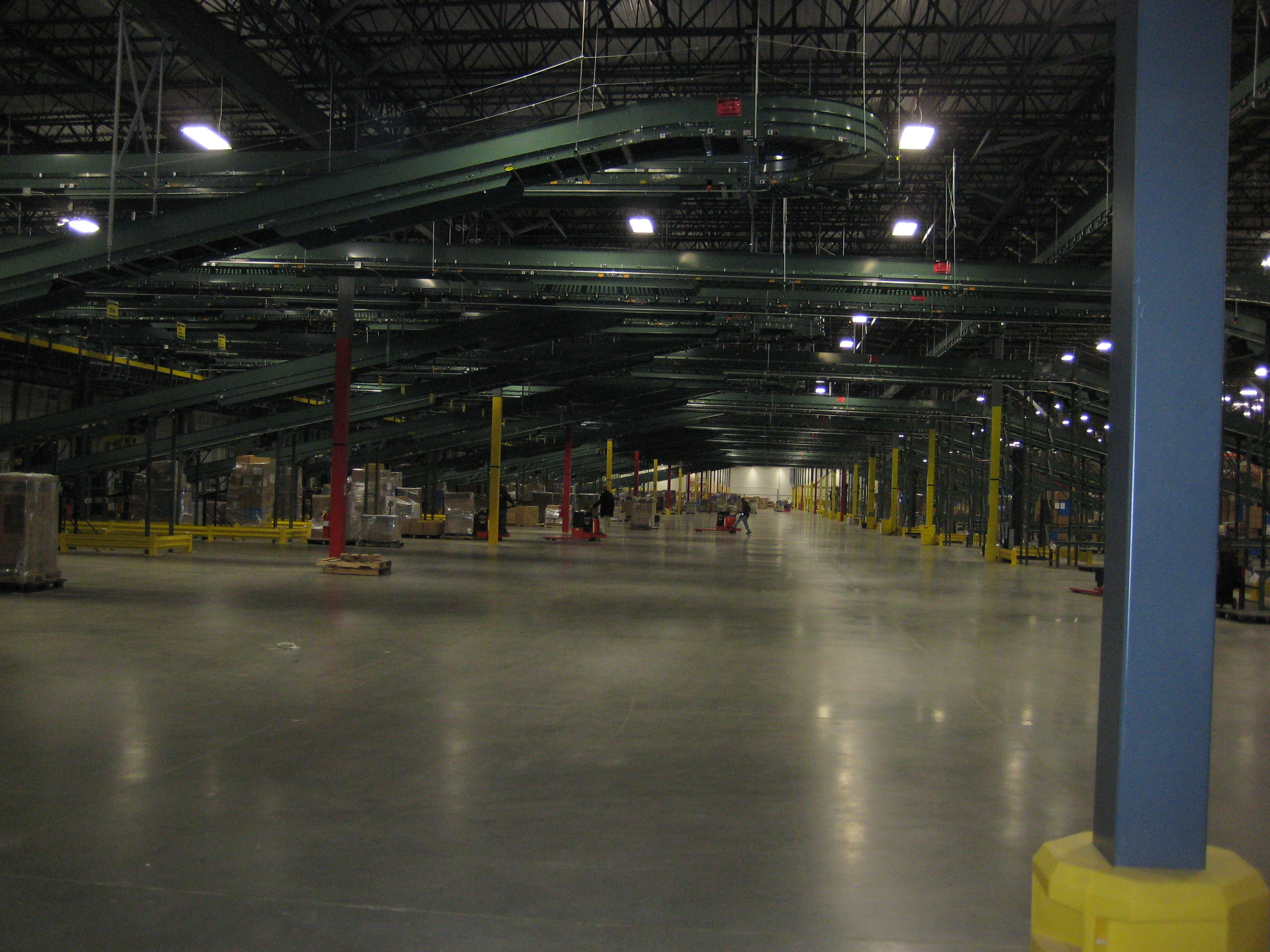 Dick's Sporting Goods New Distribution Center