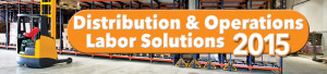 Distribution & Operations Labor Solutions 2015