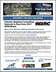 JSC News You Can Use Fall 2017