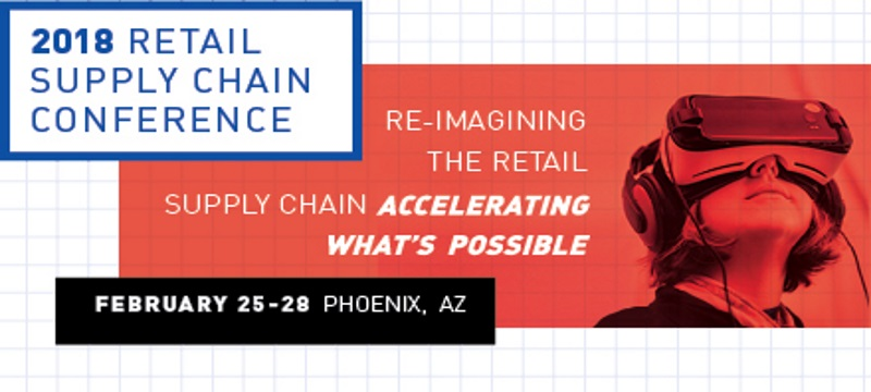 Retail Supply Chain Conference 2018