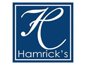 Hamrick's logo for JSC website