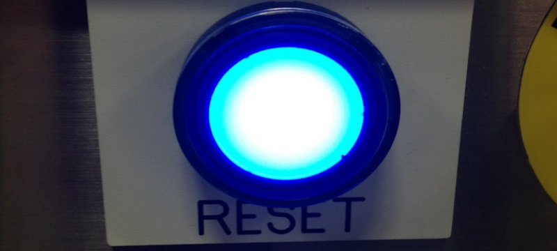 Reset Light