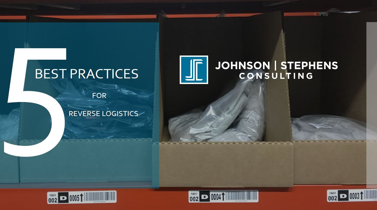 5 Best Practices for Reverse Logistics